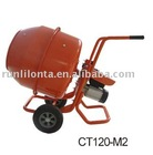 Electric manual Concrete mixer