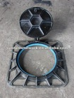 Ductile Iron Manhole Cover /SD850W60M