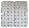 Aluminum PCB with Components assembly, LED PCBA,Aluminum base for PCBA