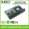 Horizontal 32GB Disk Module IDE DOM 44Pin