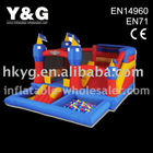 hot inflatable bouncer