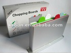 Index Chopping Board/Plastic Chopping Board/Colored Chopping Board