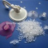 Crystal extruded PVC compounds granules for acetabula