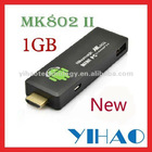 Mini MK802 II Android 4.0 Google TV Box HD IPTV Player