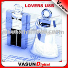 2012 Valentine gift usb flash drive