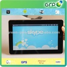 2012 Best-selling 10.inch android 2.3 Flytouch6 tablet PC