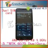 5 inches Star I9220 MTK6575 android 4.0 WIFI Dual Sim Card i9220 pad MTK 6575 cellphone