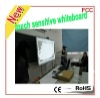 dual-pen electromagnetic smart boards with CE RoHS FCC certified