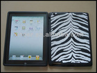 Wholesale customized print rubber case for ipad2