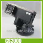 Full HD 1080P H.264 30FPS car dvr car GS2000 with GPS and G-sensor