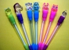 lovely led flashing light animal pen for promotion