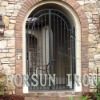 iron entrance door FSM-965