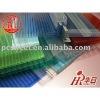 Color polycarbonate sheet