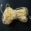 metallic rope,elastic rope,polyester cord