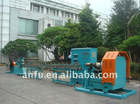 2012 new steel spring reinforced PVC pipe extrusion line