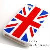 Silicon Mobile Phone Case Printing With UK Flag