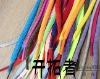 28 Colors,100% Polyester Woven, colorful shoelace,shoe strings,sport shoe lace, Plain Flat Shoe Laces