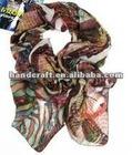 popular wool scarf new design,cashmere scarf 2012