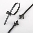 nylon cable tie-Push Mount Type