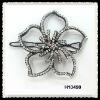 flower hair pin hair clip hairgrip H10490