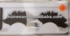 Fashion False Feather Eyelashes Black Wholesale