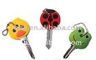 ladybug soft pvc key caps