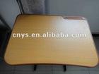 comfortable desk board with plastic edge banding