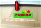 Soft plastic bar mat