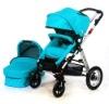 baby stroller China stroller aluminum frame EN1888 AS/NZS2088