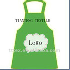 high quality promotion apron for housewife