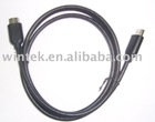 1.3/1.4V 19 PIN MALE TO MALE HDMI CABLE