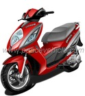 150CC EEC/COC Gas Scooter (GS125T-22)