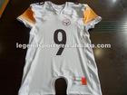 009 FC White American Football Wear