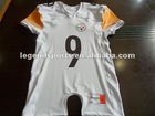 009 FC White American Football Wear