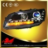 Performance Volkswagen Passat V6 B7 HID/halogen LED DRL function headlights