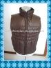 quilted men's vest