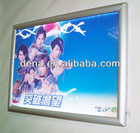 15.36W A0 Front Opening Promotion Lighting Aluminum LED Light Box