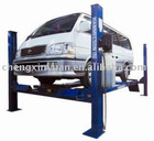the professional Four post Car lift
