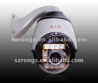 laser high speed dome camera