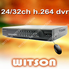 WITSON 32CH CCTV Standalone Network DVR Recorder Support 3G Wifi