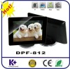Win Design Award China Best Quality 8 inch digital photo frame