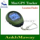 LCD Display Climber Portable Mini Keychain GPS