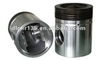 240/275 Composite Piston with Steel Crown and Aluminum Skirt