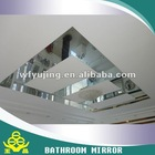 Ceiling of Silver mirror or color mirror ,