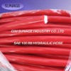 High Quality SAE 100 R8 hydraulic hose ISO9001:2000