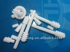 Develope special type of miniature worm gears