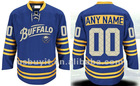 Sabres custom Third Blue Jerseys Authentic Jersey Free Shipping Mix Order Wholesale