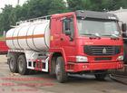 HOWO 30m3 6*4 Oil Tank Truck/Fuel Tank Truck