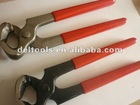 Carpenter's Pincer with soft handle