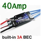 40A Brushless ESC Programable Speed Controller